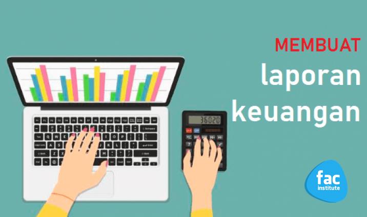 cara menyusun laporan keuangan